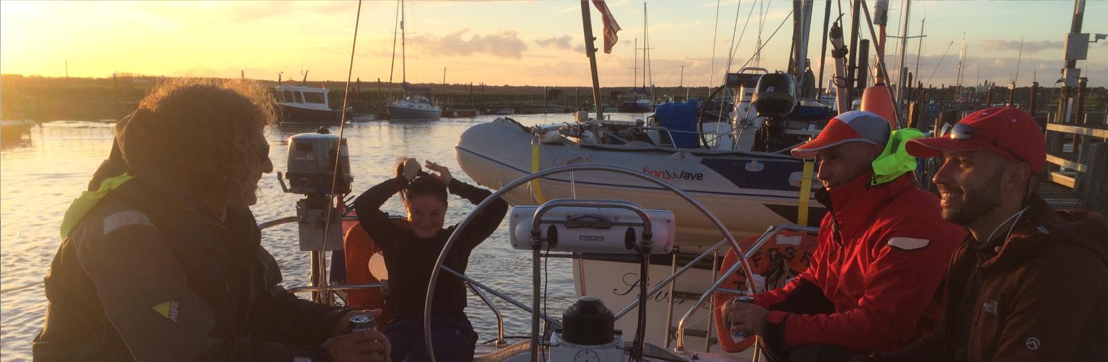 RYA Yachtmaster Offshore